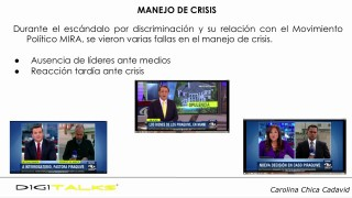 Manejo de crisis reputacional Nº.6