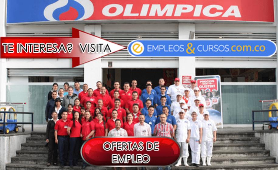 ofertas de empleo supermercados olimpica